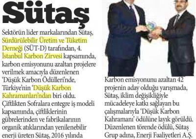 Bursa A Gazete 29.04.2017