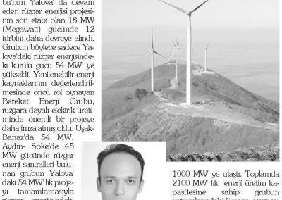 Hizmet Gazetesi 16.05.2017