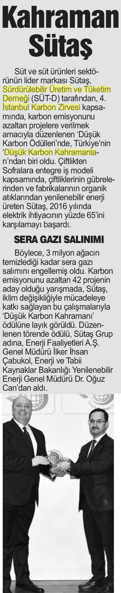 Kent Gazetesi Bursa 29.04.2017
