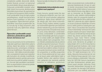Yeni Enerji Dergisi 01.03.2017 s46