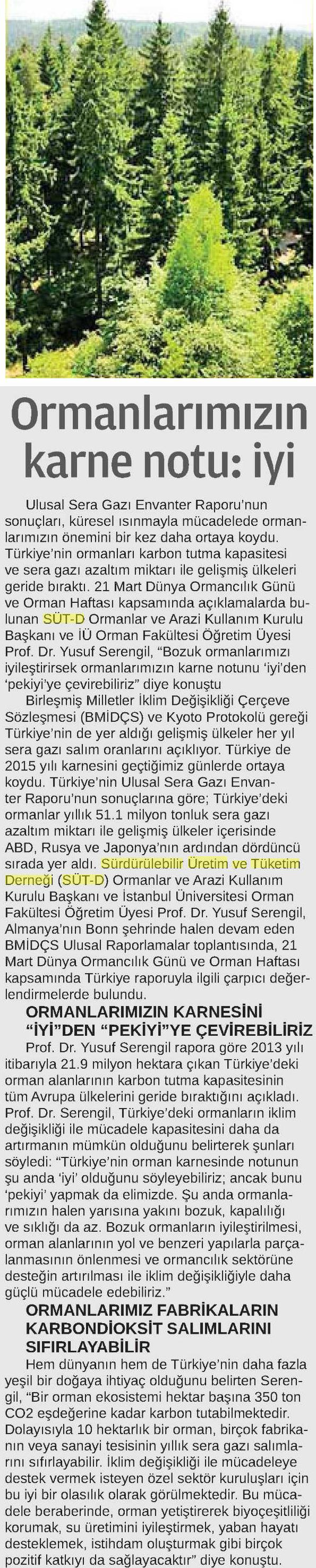 24 Saat Gazetesi 21.03.2016