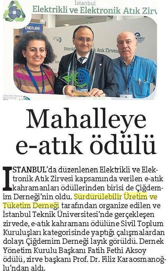 Ankara Hürriyet 07.03.2015