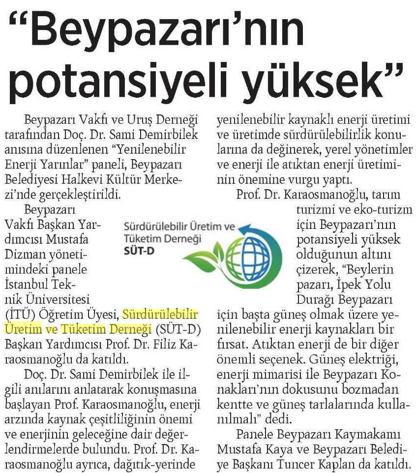 Ankara Milliyet 16.04.2015