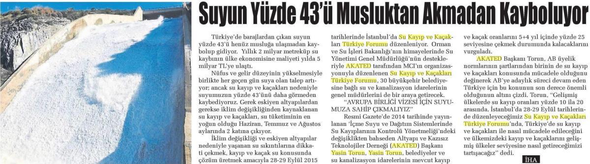 Aydınses 13.09.2015