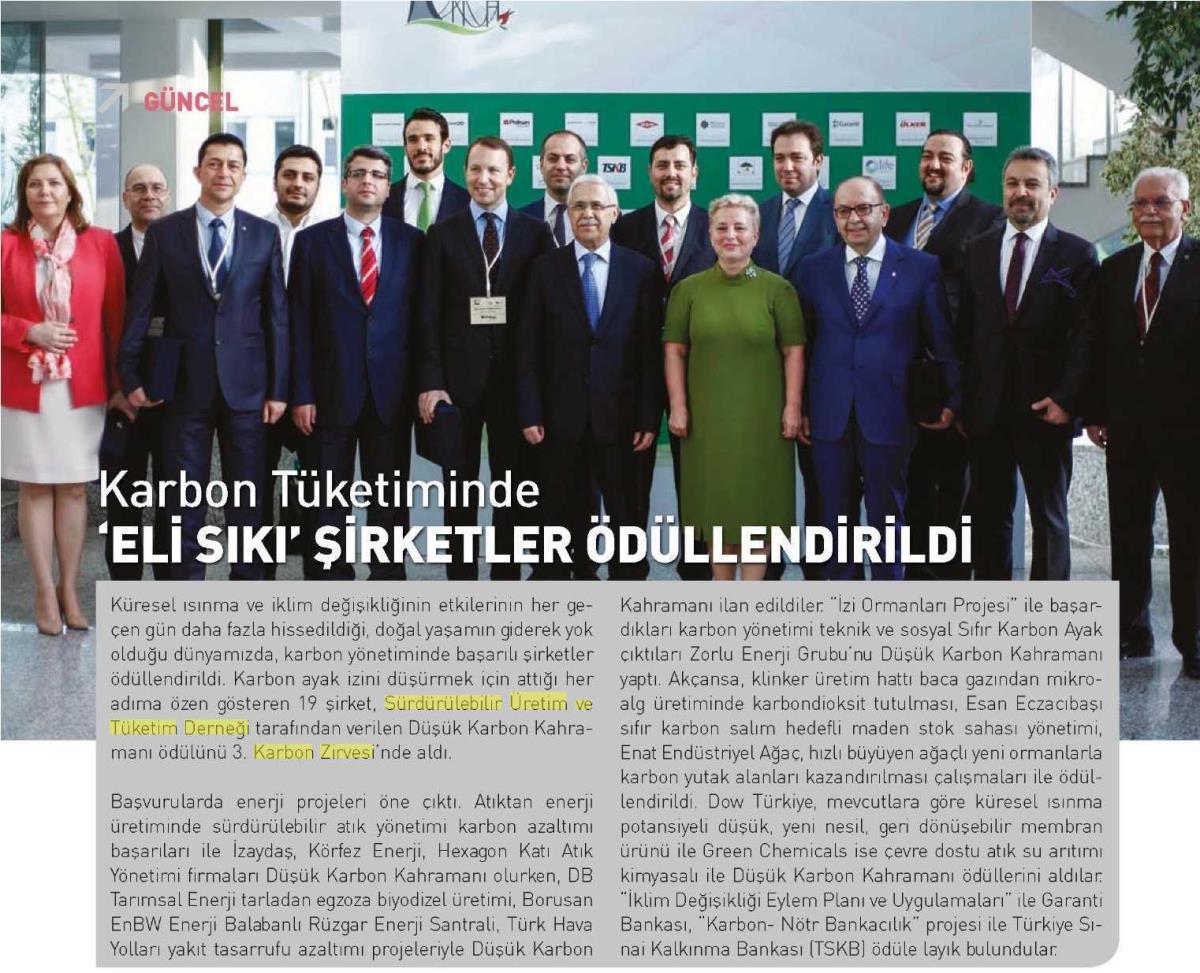 Best Dergisi 01.05.2016