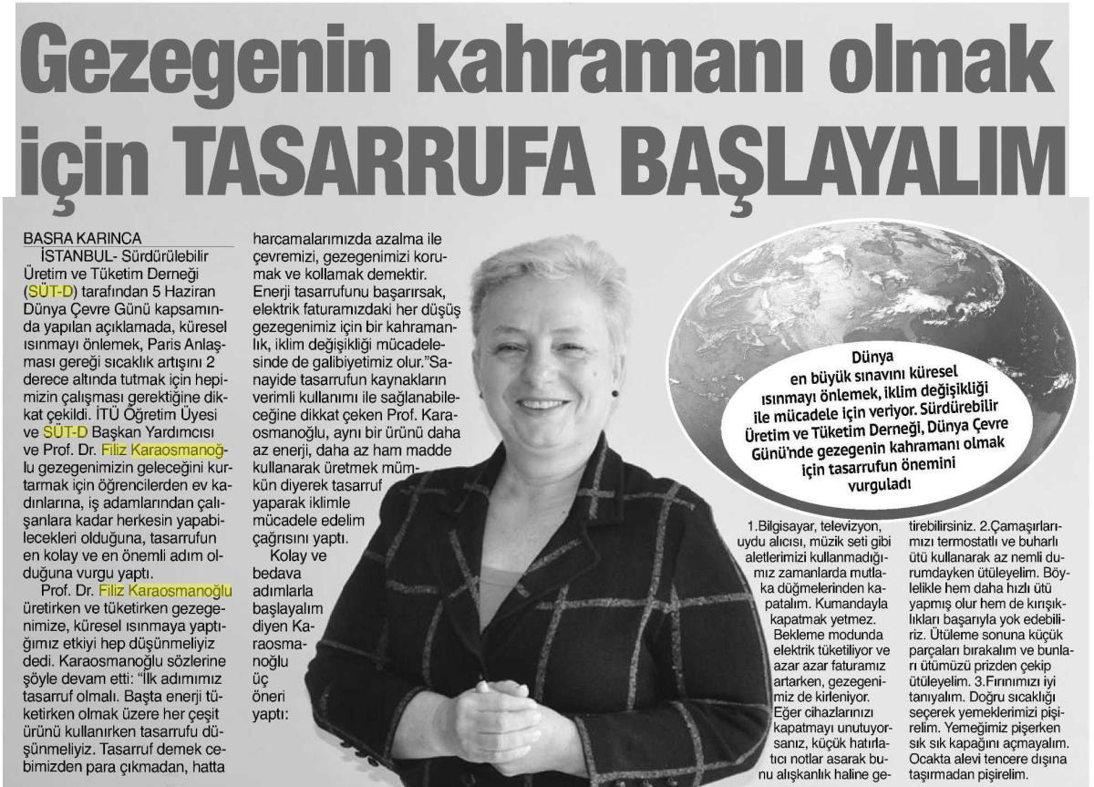 Bizim Anadolu Gazetesi 31.05.2016