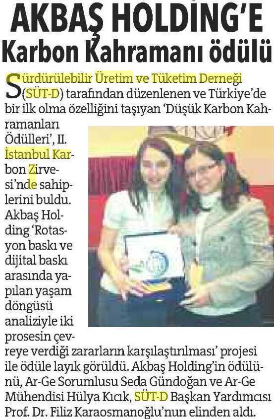Bursa Olay Gazetesi 09.04.2015