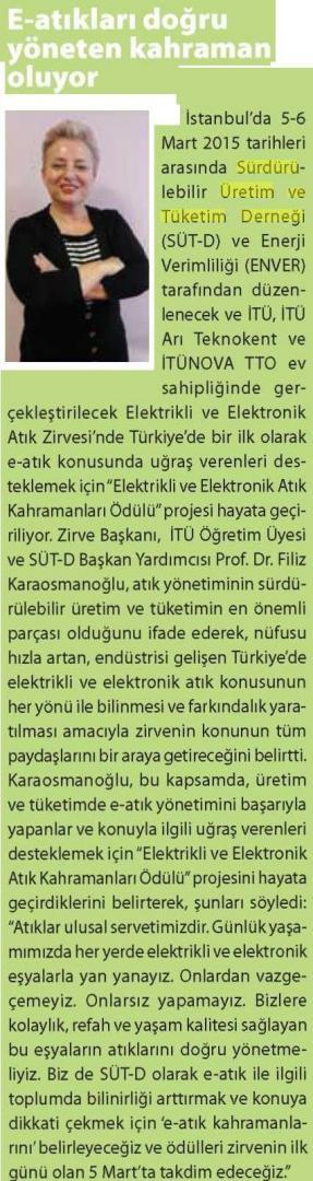 E-Belediye 01.01.2015