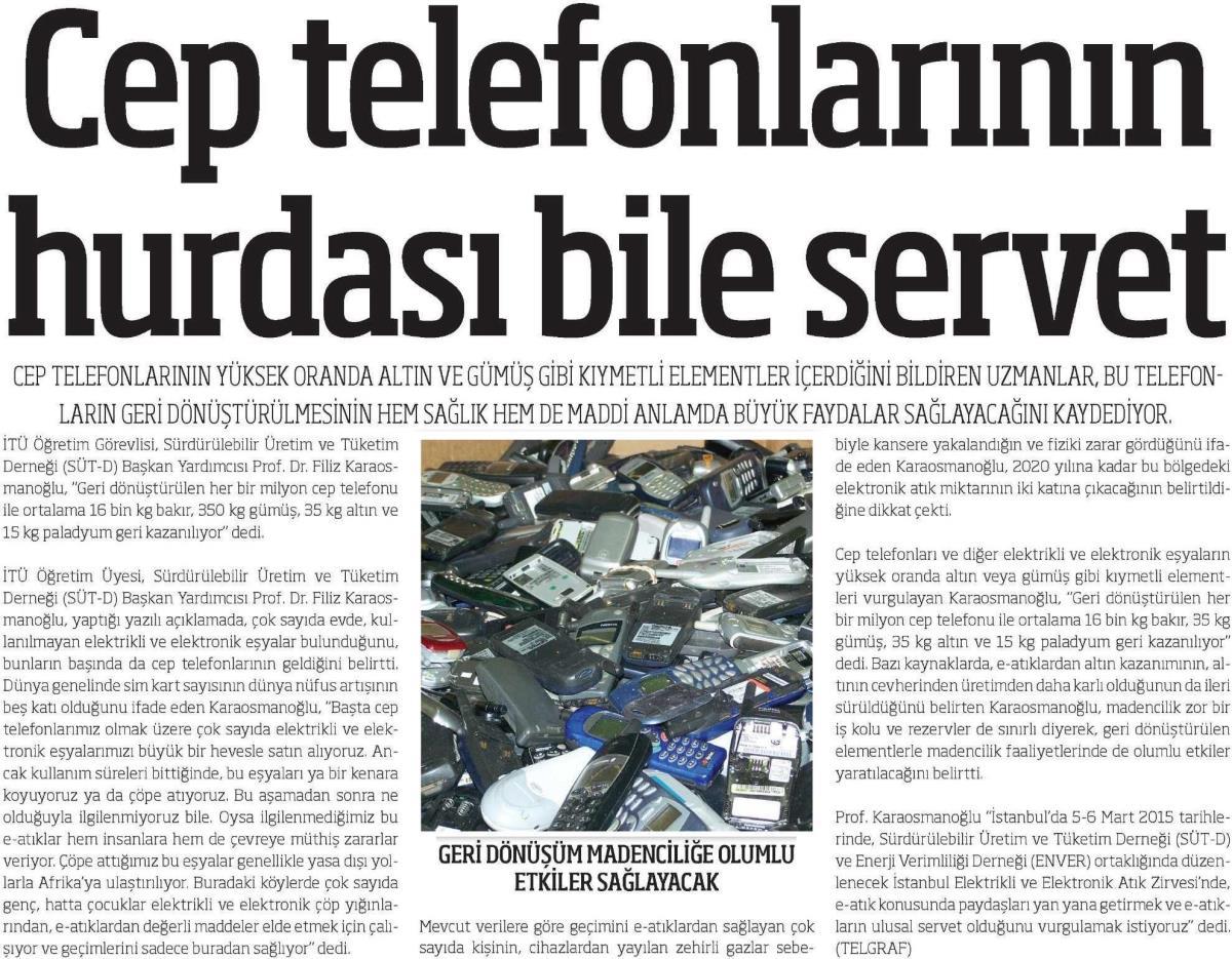 Gaziantep Telgraf 06.12.2014
