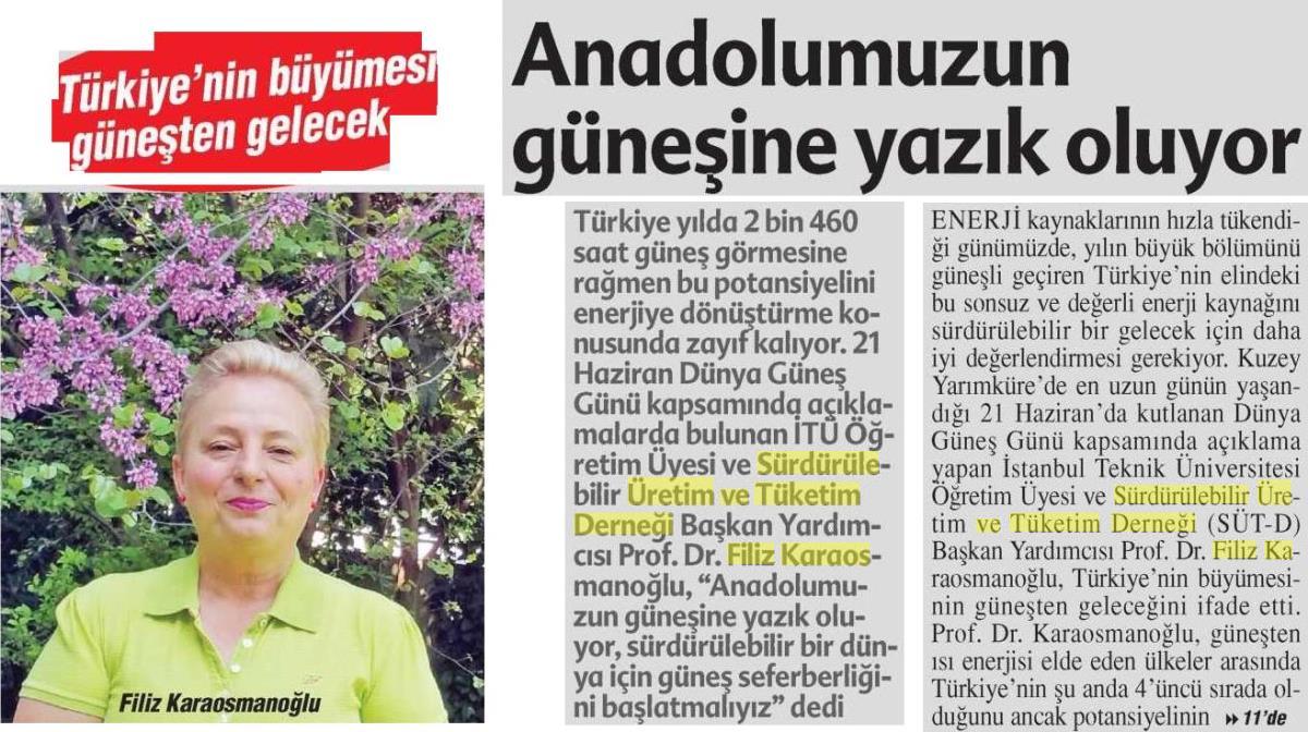 Haber Ekonomi Gazetesi 01.06.2016