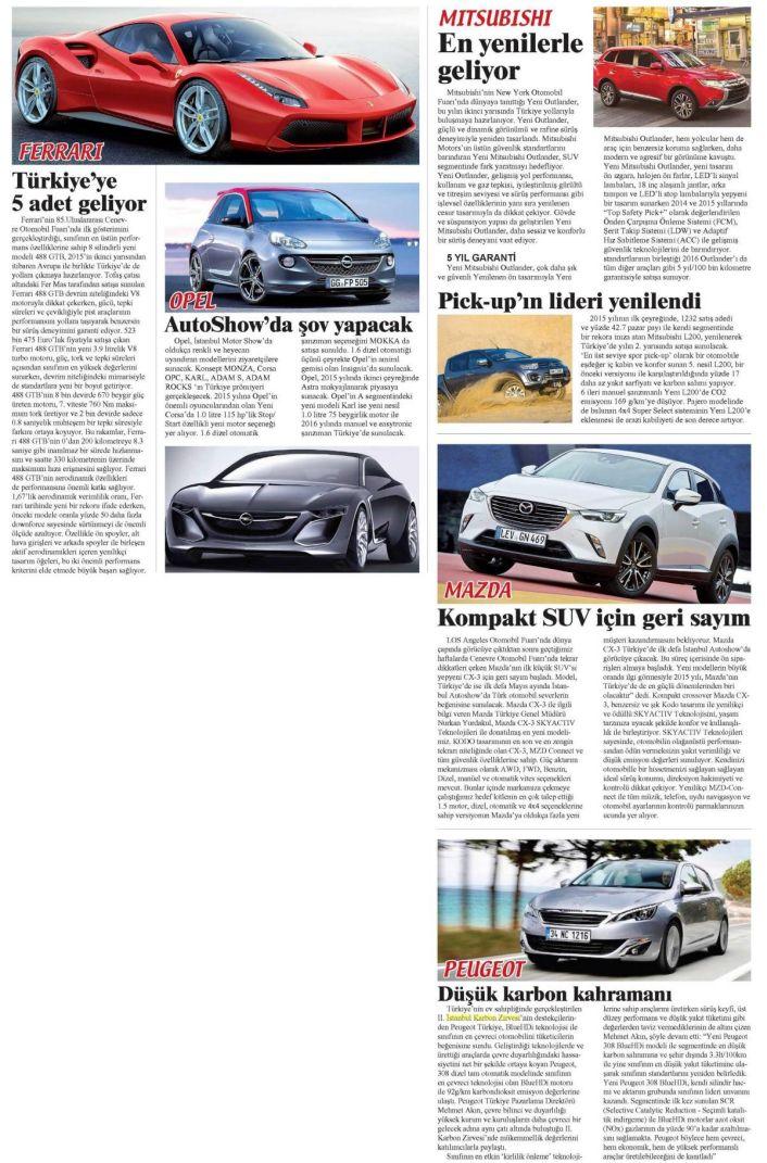 Hürriyet Otoyaşam 22.04.2015-s12