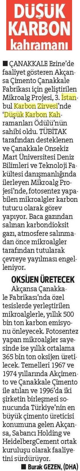 İzmir Hürriyet Şehir 28.04.2016