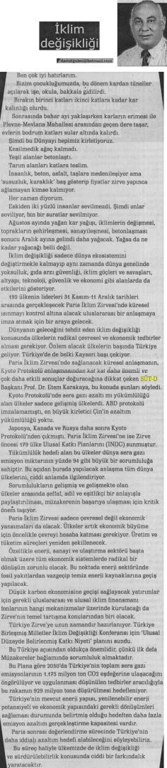 Kayseri Star Haber 30.11.2015