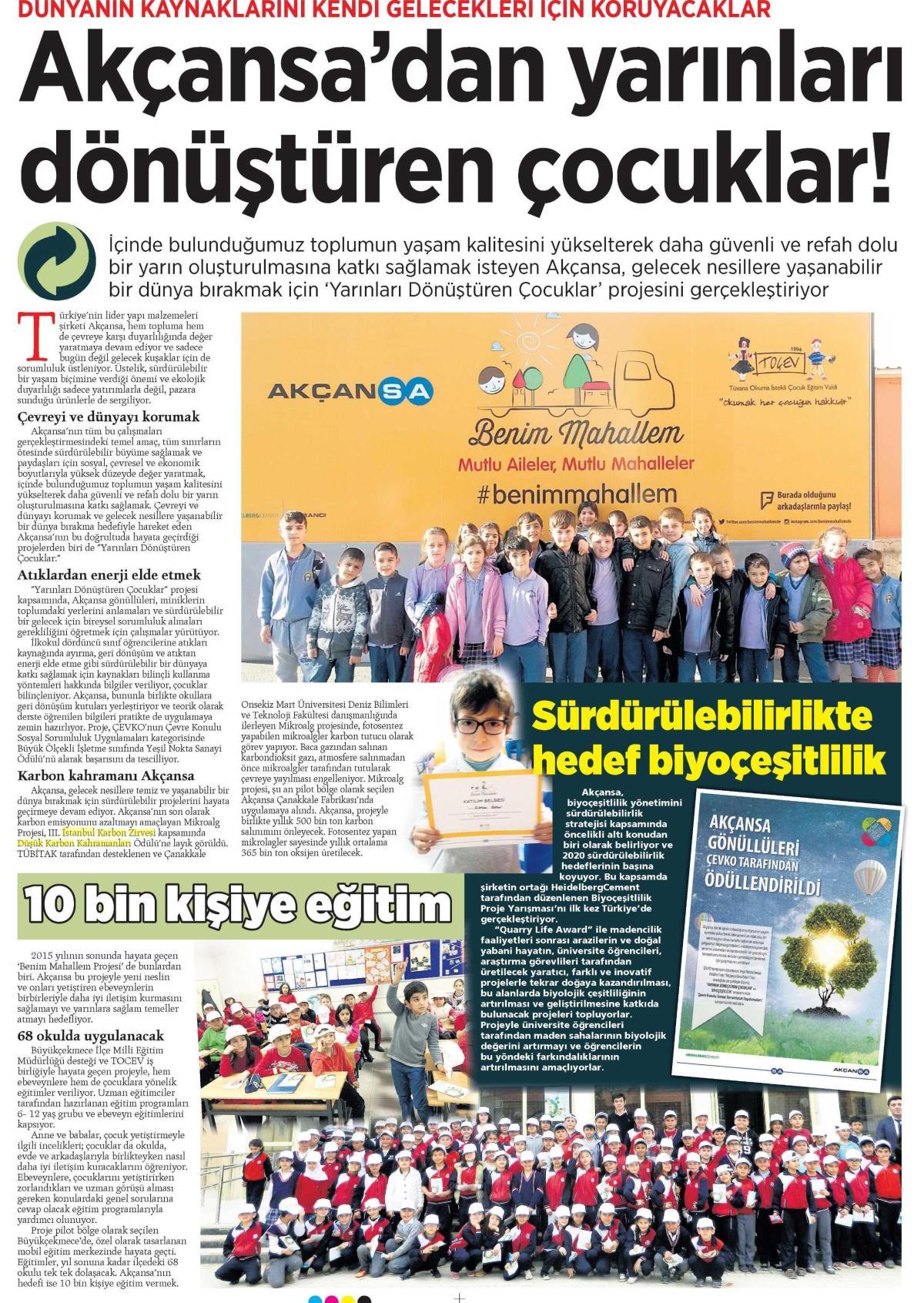 Milliyet Ek 13.05.2016