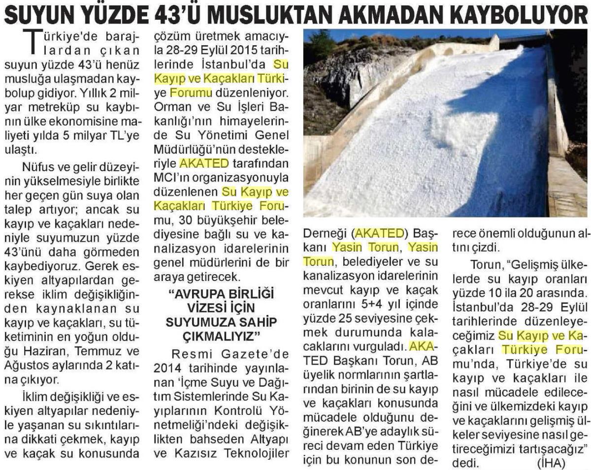 Mücadele Gazetesi 12.09.2015