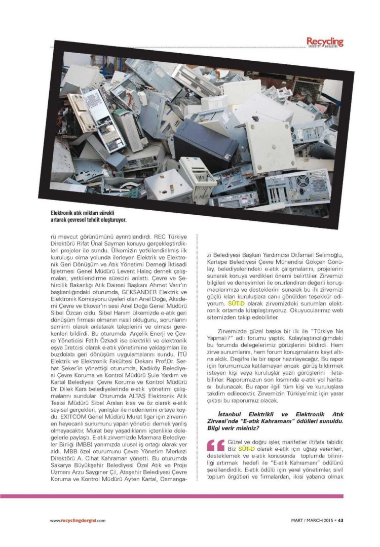 Rei Recycling Industry 01.03.2015 s43