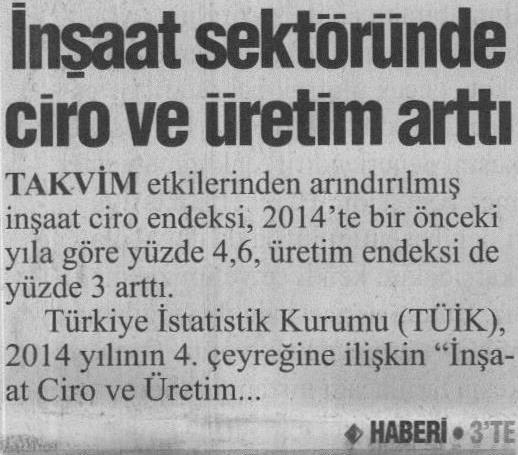 Türkiye'de Vakit 07.04.2015 s1