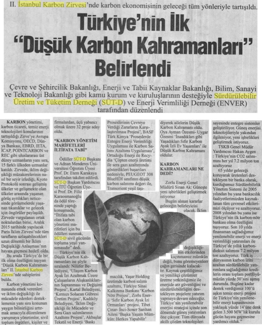 Türkiye'de Vakit 07.04.2015 s3