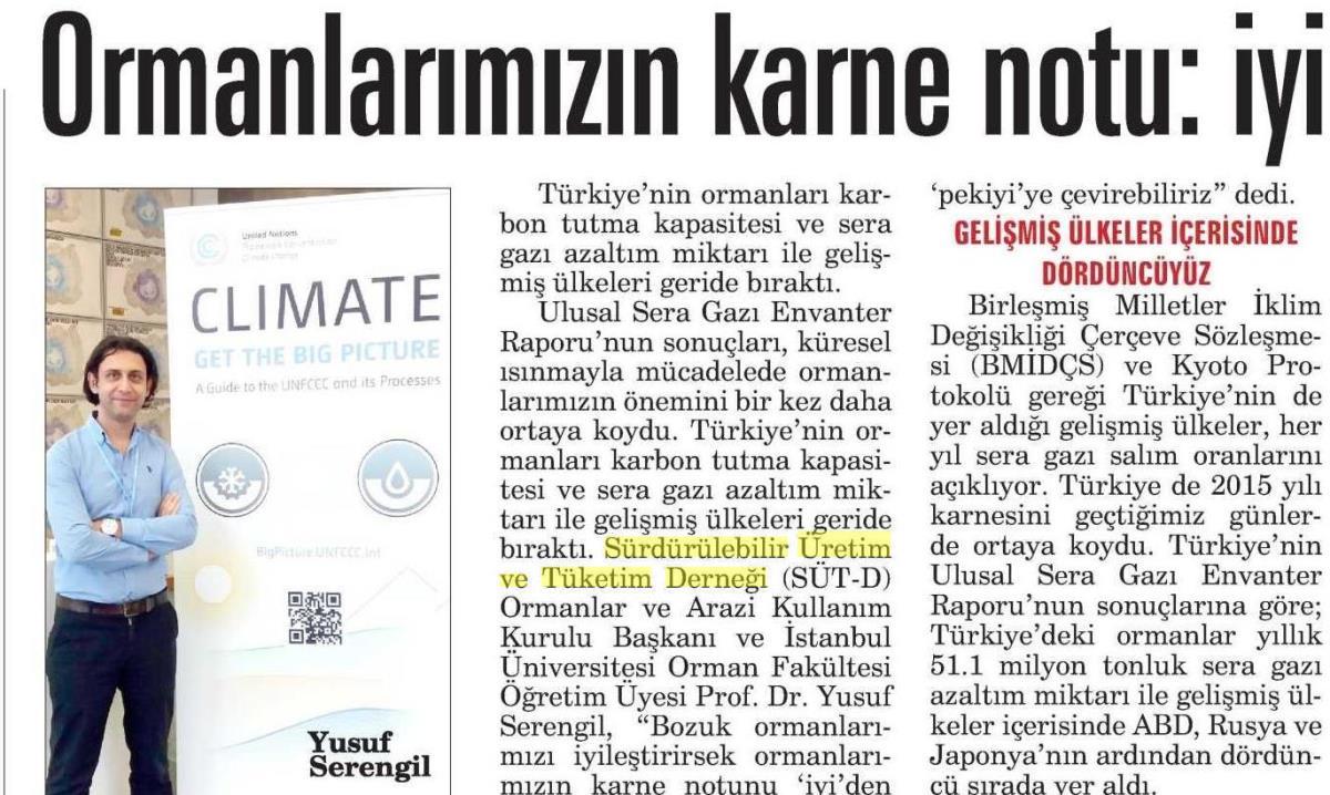 Anadolu'da Bugün 19.03.2016
