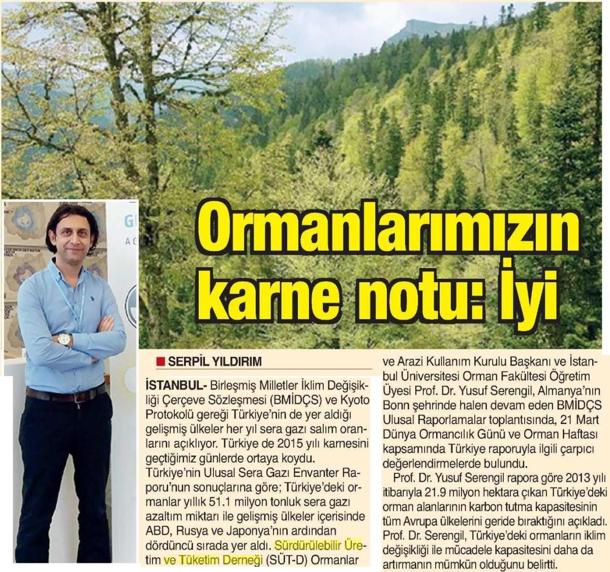 Bizim Anadolu Gazetesi 19.03.2016