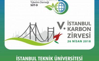 V.İstanbul Karbon Zirvesi'nde sera gazı cimrileri ödüllendirilecek