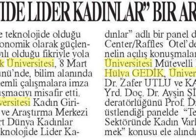 Büyükçekmece Gazetesi 12.03.2018