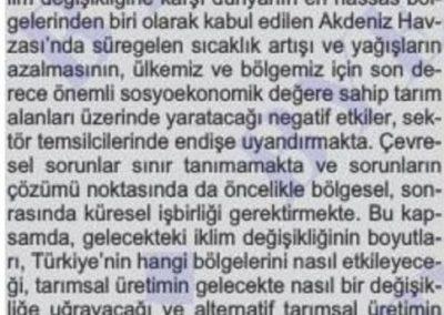 Tarsus Yenises Gazetesi 26.03.2018