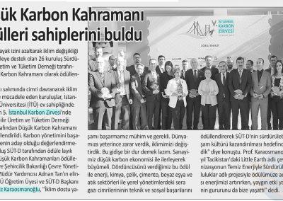 İstanbul Gazetesi 29.04.2018