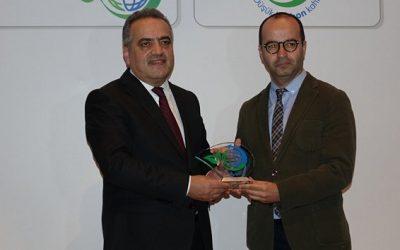 CBKSoft En Yeşil Ofis Projesi ile Düşük Karbon Kahramanı Ödülü Aldı