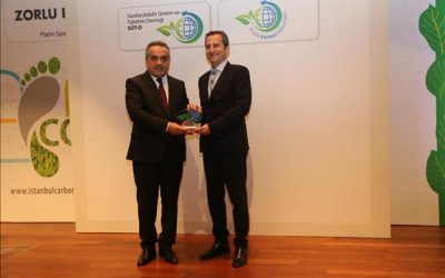 "Shell & Turcas'a ""Düşük Karbon Kahramanı"" Ödülü"