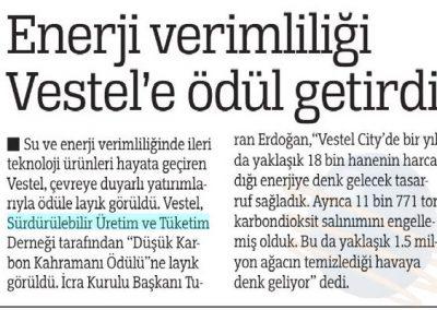 Türkiye Gazetesi 05.06.2018
