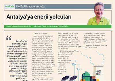 Green Power 13.10.2017