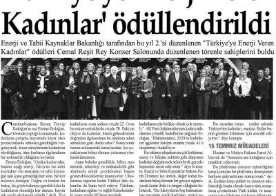 Bizim Anadolu Gazetesi 16.03.2019