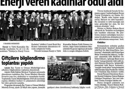 Erzurum Pusula 16.03.2019