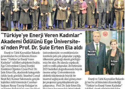 Yenigün (İzmir) 16.03.2019