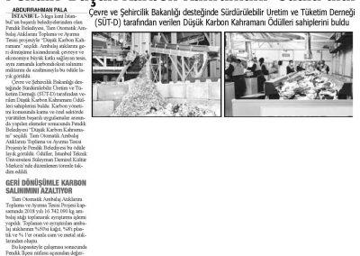 Bizim Anadolu Gazetesi 20.04.2019