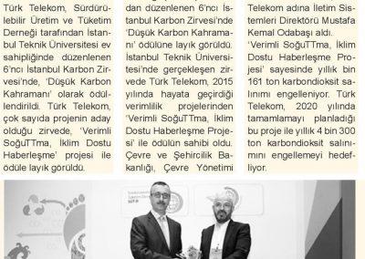 Can'in Sesi Gazetesi 15.04.2019