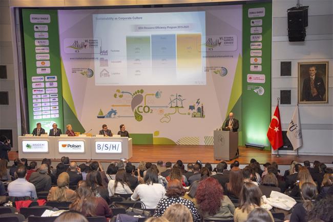 İş Dünyasının Yeşil Liderleri Yeşil Kampüs İTÜ'de Buluştu