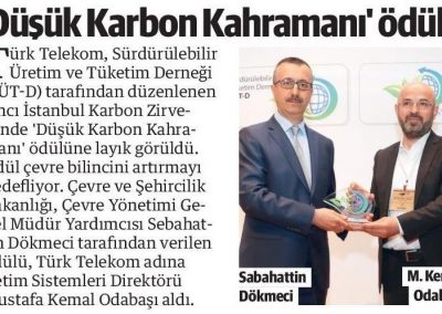 Yeni Safak 14.04.2019