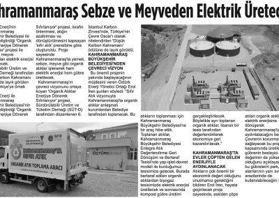 Kahramanmaras Gazetesi 26.06.2019