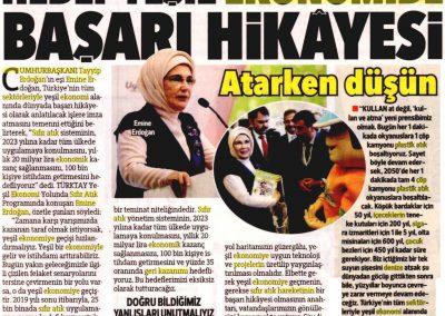 Hürriyet 04.11.2019
