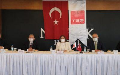 Aktaş Ankara'da tecrübelerini paylaşacak…