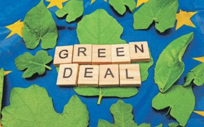 Avrupa Birliği'nin Yeşil Mutabakat süreci en çok enerjiyi dönüştürecek